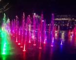 Washington Park fountains