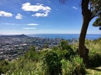 View of Honolulu and Diamondhead